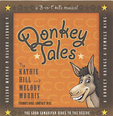 Donkey Tales Listening CD