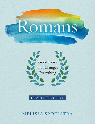 Picture of Romans - Women's Bible Study Leader Guide - eBook [ePub]