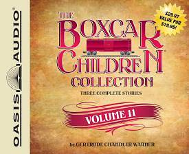 The Boxcar Children Collection Volume 11