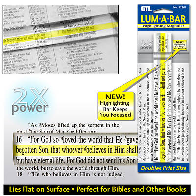 Picture of Lum-A-Bar Highlighting Magnifier