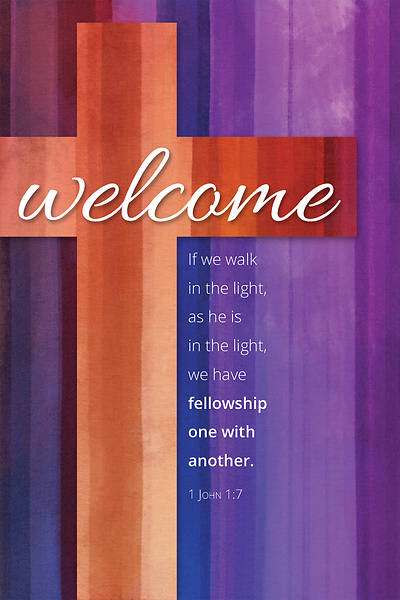 Fellowship Welcome Folder
