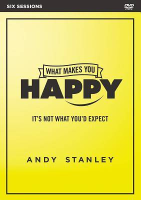 What Makes You Happy DVD Study DVD Study