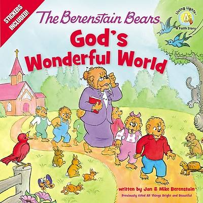 Picture of The Berenstain Bears God's Wonderful World