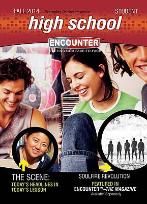 Encounter High School Student Fall 2014
