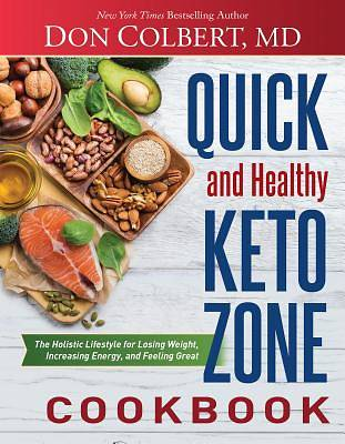 Picture of Quick and Healthy Keto Zone Cookbook