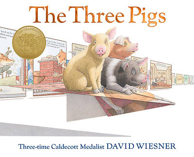 Picture of The Three Pigs