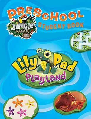 Standard VBS Jungle Safari Preschool Student Book