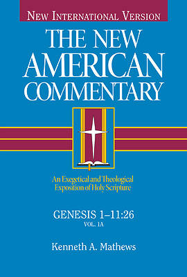 Picture of The New American Commentary - Genesis 1-11:26