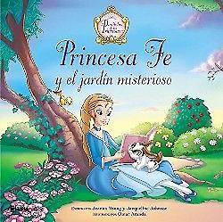 Picture of Princesa Fe y El Jardin Misterioso