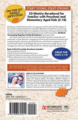 Journeying Together Family Devotional