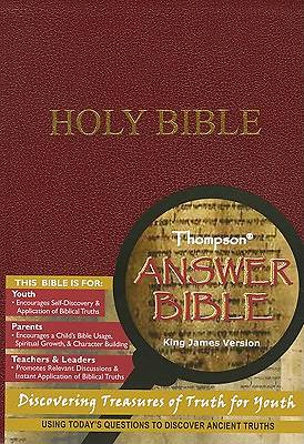 Thompson Answer Bible-KJV