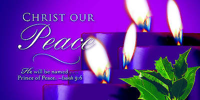 Advent Purple Offering Envelope 2012 (Package of 50)