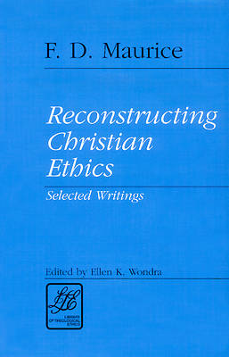 Picture of Reconstructing Christian Ethics