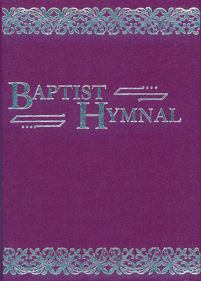 Baptist Hymnal Words Only
