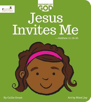 Picture of Jesus Invites Me