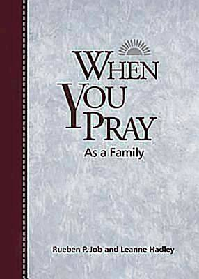 When You Pray As a Family