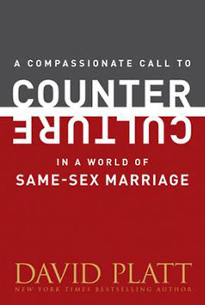 Picture of A Compassionate Call to Counter Culture in a World of Same-Sex Marriage