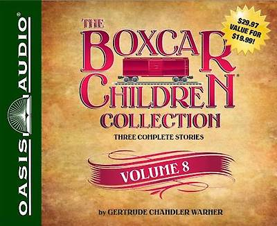 The Boxcar Children Collection Volume 8 (Library Edition)