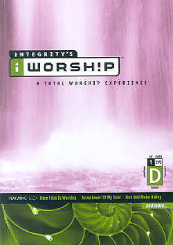 Iworship Violet (D) Volume 4