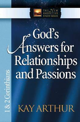 Picture of God's Answers for Relationships and Passions - eBook [ePub]