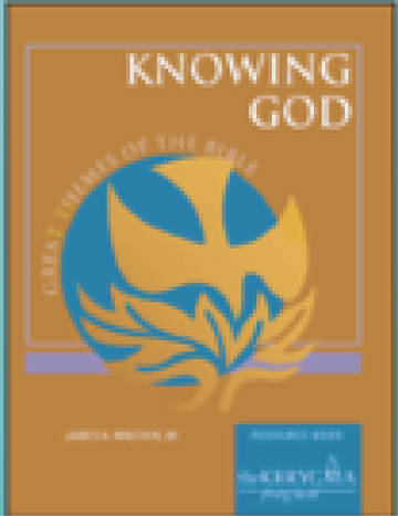 Kerygma - Knowing God Resource Book