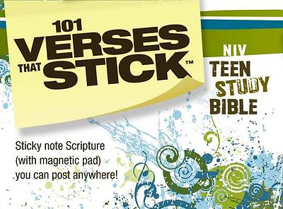 Picture of 101 Verses That Stick for Teens