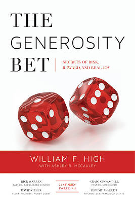 The Generosity Bet