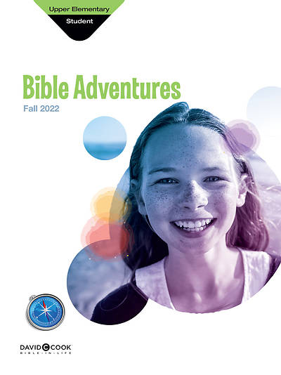 Picture of Bible in Life Upper Elementary Bible Adventures Fall