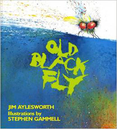Picture of Old Black Fly
