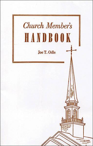 Picture of Church Member's Handbook