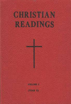 Picture of Christian Readings (Vol. I/Year II)