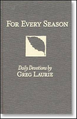 For Every Season