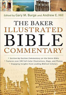 Baker Illustrated Bible Commentary (Text Only Edition), The [ePub Ebook]