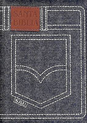Spanish Pocket Bible Reina Valera 1960 Santa Biblia