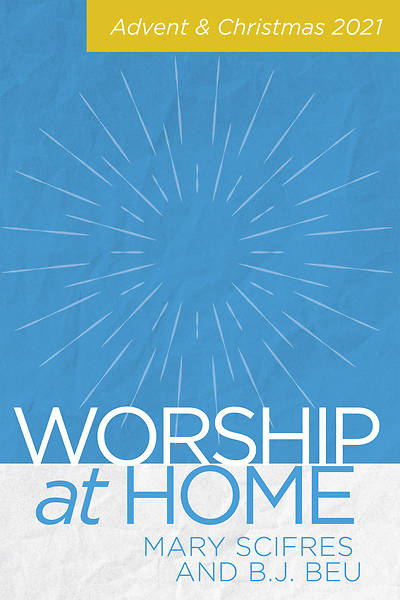 Picture of Worship at Home: Advent and Christmas 2021