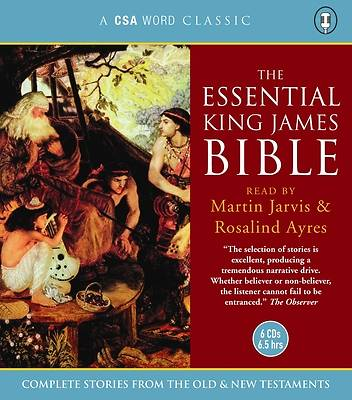 Essential King James Bible
