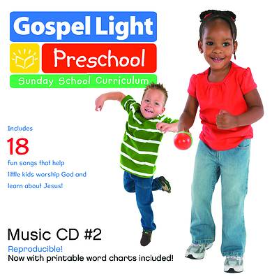 Gospel Light Music CD Yr B (Preschool/ Pre-K)