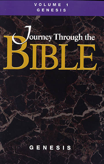 Journey Through the Bible Volume 1: Genesis Student Book