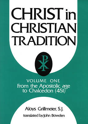 Picture of Christ in Christian Tradition Volume One