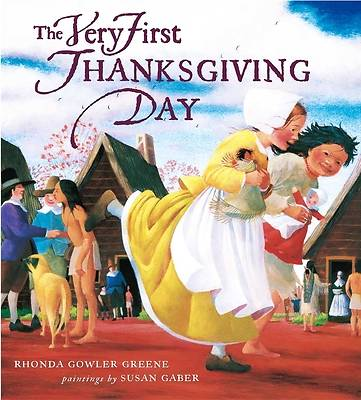 Picture of The Very First Thanksgiving Day
