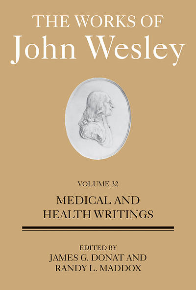 Picture of The Works of John Wesley Volume 32