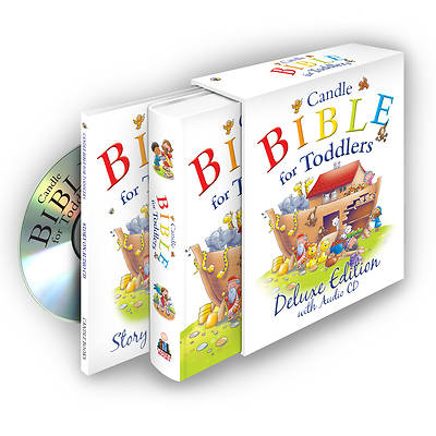 Picture of Candle Bible for Toddlers, Deluxe