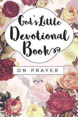 Picture of God's Little Devotional Book on Prayer