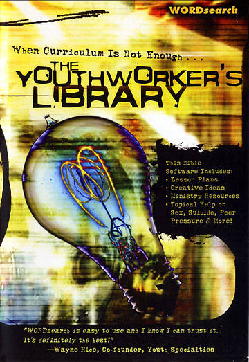 WordSearch™ Youthworkers Library CD-ROM