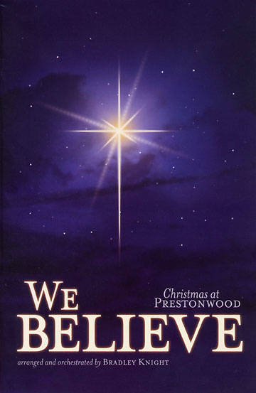 We Believe SATB Choral Book