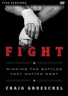 Picture of Fight Study Guide with DVD