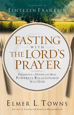 Picture of Fasting with the Lord's Prayer [ePub Ebook]