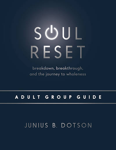 Picture of Soul Reset Adult Group Guide DWD