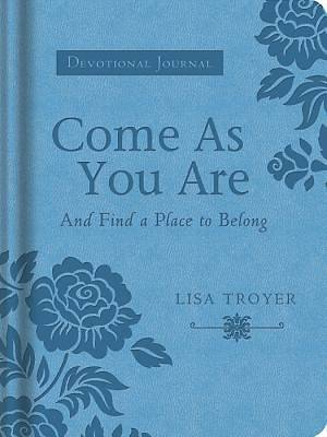 Come as You Are Devotional Journal
