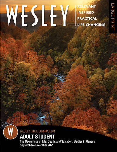 Picture of Wesley Adult Student LP Fall 2021
